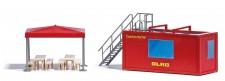 Busch 1618 DLRG Tauchcontainer
