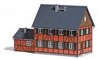 Busch 1657 Wohnhaus H0