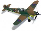 Busch 25011 Messerschmitt Bf109 F4 Beuteflugzeug