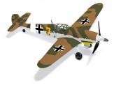 Busch 25057 Messerschmitt Bf109 G4 Tonne