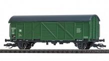 Busch 32101 DR gedeckter Güterwagen 2-achs Ep.4