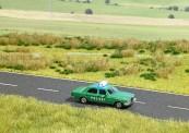Busch 5593 MB 200 D Lim. (W123) Polizei, grün