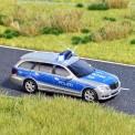 Busch 5626 MB E-Klasse Polizei mit Blau.
