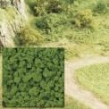 Busch 7361 Schaumstoff-Flocken grob maigrün