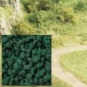 Busch 7363 Schaumstoff-Flocken grob dunkelgrün