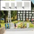 Busch 7772 M-Set:Kabelverzweigerkästen