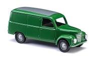 Busch 8678 Framo Kastenwagen grün