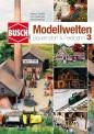 Busch 999813 Bastelheft Modellwelten 3