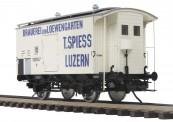 MTH 120909060 SBB Kühlwagen 2-achs Ep.2/3