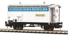 MTH 120909070 SBB Kühlwagen 2-achs Ep.1-3