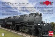 MTH 122035752 UP Dampflok Serie 4000 BigBoy Ep.3