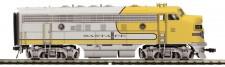 MTH 180021151 AT&SF Diesellok Serie F7A Ep.3/4
