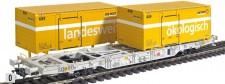 100050160 AAE Containerwagen 2-achs Ep.6