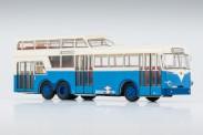 VK Modelle 21103 Büssing 1-1/2 Decker Offenbach Door