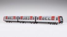 VK Modelle 23018 HVV U-Bahn DT5 3-tlg Ep.6