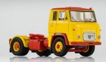 VK Modelle 76013 Scania LB7635 SZM gelb/rot