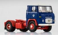 VK Modelle 76014 Scania LB7635 SZM blau/rot