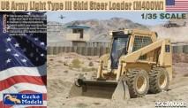 Gecko Models 35GM0008 US Army Light Type III Skid Steer Loader