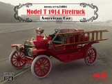 Glow2B 24004 Model T 1914, Feuerwehr-Fahrzeug