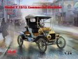 Glow2B 24016 Model T 1912 Commercial Roadster