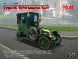 Glow2B 24031 ICM: Type AG 1910 London Taxi