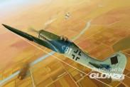 Glow2B 3481718 Focke-Wulf FW 190D-11