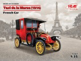 Glow2B 35659 Taxi de la Marne 1914  Renault Type AG-1
