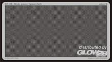 Glow2B 3900106 Eduard: Gitter/Mesh, Gauze/Square 6x6