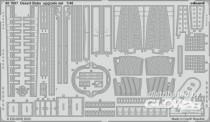 Glow2B 3942007 Eduard 481007: Desert Babe upgrade set
