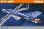 Glow2B 3970143 MiG-21PF - Profipack