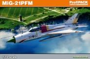 Glow2B 3970144 MiG-21PFM - Profipack