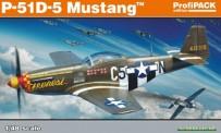 Glow2B 3982101 P-51D-5 Mustang - Profipack