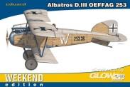 Glow2B 3984152 Albatros D.III OEFFAG 253 Weekend