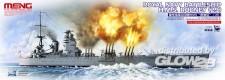 Glow2B 5930113 Royal Navy Battleship H.M.S.Rodney