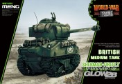 Glow2B 5930180 British Medium Tank Sherman-Firefly
