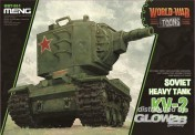 Glow2B 5930193 KV-2 (Cartoon Model)