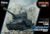 Glow2B 5930237 World War Toons German Heavy Tank Tiger