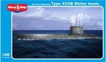 Glow2B 5955018 German submarine U-boot type XVIIB
