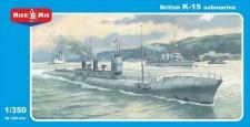 Glow2B 5955032 British HMS K-15 Submarine