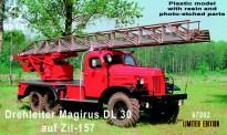 Glow2B 5968822 Drehleiter Magirus DL30 auf Zil-157