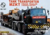 Glow2B 5968824 Volat MZKT Tank Transporter - ZZ Modell