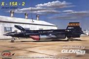 Glow2B 7632537 X-15A-2 Hi-Tech
