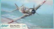 Glow2B 7636060 Azur: Bloch MB 152C.1 Battle of France