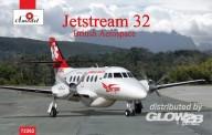 Glow2B AMO72262 Jetstream 32 British Aerospace