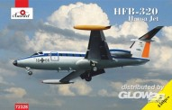 Glow2B AMO72328 HFB-320 Hansa Jet - Lufthansa