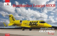 Glow2B AMO72360 Bombardier Learjet 60XR ADAC Ambulance