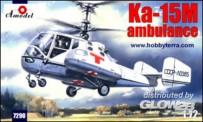 Glow2B AMO7290 Kamov Ka-15M ambulance