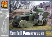 Glow2B CSM35002 Romfell Panzerwagen