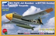 Glow2B GB7007 BV P178 Jet Bomber