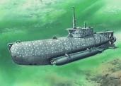 Glow2B S.006 U-Boot Type XXVIIB Seehund, früh